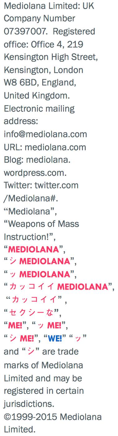 Blog Sidebar 2015